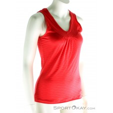 Vaude Skomer Top Damen T-Shirt-Rot-36