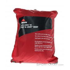 MSR Papa Hubba NX Fast&Light Body Zelt Zubehör-Rot-One Size