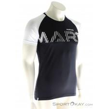 Martini Burn Shirt Herren T-Shirt-Schwarz-M