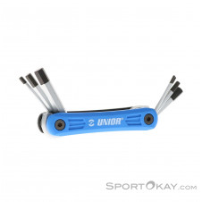 Unior Multitool Euro7 Werkzeug-Blau-One Size