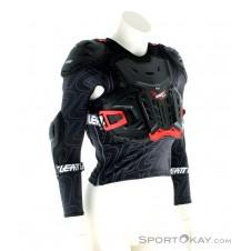Leatt Body Protector 4.5 Junior Kinder Protektor Full Body-Schwarz-L/XL