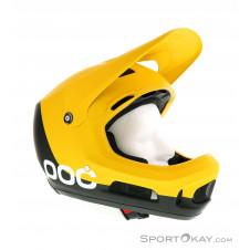 Poc Coron Air Spin Downhill Helm-Gelb-M-L
