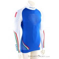 UYN Natyon Italy UW L/S Funktionsshirt-Blau-XXL