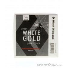 Black Diamond White Gold Pure Chalk Block Kletterzubehör-Weiss-One Size