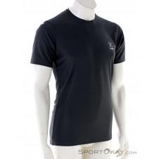 Haglöfs L.I.M Tech Tee Herren T-Shirt-Grau-M