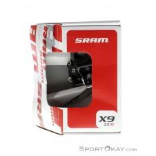 Sram X9 High Clamp/Dual Pull Umwerfer 31,8 mm-Schwarz-31,8