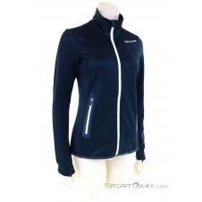 Ortovox Fleece Jacket Damen Sweater-Blau-M