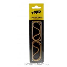 Toko Stopper Band 4pcs. Skizubehör-Braun-One Size