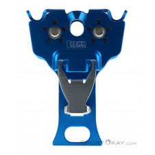 LACD Tandem Pully Plus Seilrolle-Blau-One Size