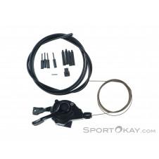 Shimano XTR 11/12-Fach I-Spec Schalthebel-Schwarz-One Size