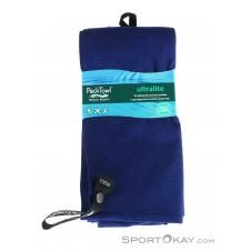 Packtowl Ultra Lite Body Mikrofaserhandtuch-Blau-One Size
