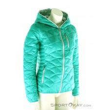 Sun Valley Corvet Jacket Damen Daunenjacke-Türkis-XS