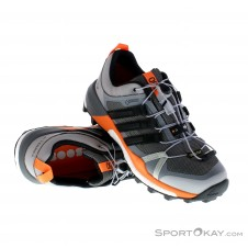 best sneakers 85165 840ae adidas Terrex Skychaser GTX Damen Traillaufschuhe Gore-Tex-Grau-5