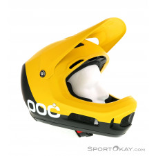 Poc Coron Air Spin Downhill Helm-Gelb-XS-S