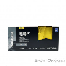 Therm-a-Rest NeoAir Xlite RW 183x64cm Isomatte-Gelb-RW