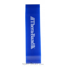 Thera Band Loop 7,6x45,5cm Fitnessband-Blau-One Size