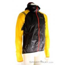 La Sportiva Blizzard Windbreaker Jacket Herren Outdoorjacke-Schwarz-M