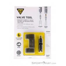 Topeak Valve Tool Pumpe Zubehör-Schwarz-One Size