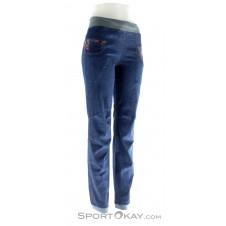 Crazy Idea Aria Pants Damen Kletterhose-Blau-S