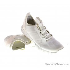 adidas Terrex Agravic Speed Damen Traillaufschuhe-Weiss-6,5