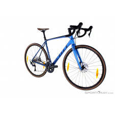 "Scott Addict 10 28"" 2021 Rennrad-Blau-M"