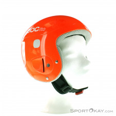 POC POCito Skull Kinder Skihelm-Orange-XS/S