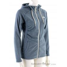 The North Face Mezzaluna Full Zip Damen Sweater