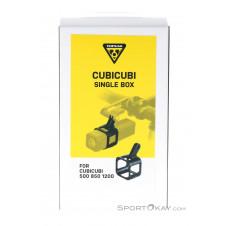 Topeak CubiCubi Single Box Frontleuchte Zubehör-Schwarz-One Size
