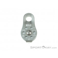 LACD Pulley Fix Small Seilrolle-Grau-One Size