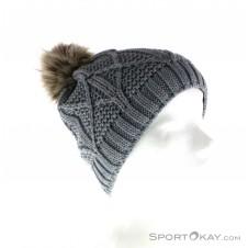 Eisbär Kendra Lux Damen Mütze-Grau-One Size