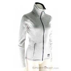 O'Neill FZ Piste Damen Skisweater-Weiss-XS
