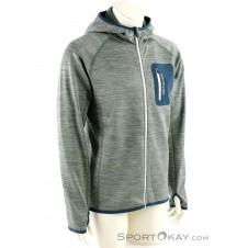 Ortovox Fleece Melange Hoody Herren Tourensweater-Grau-M