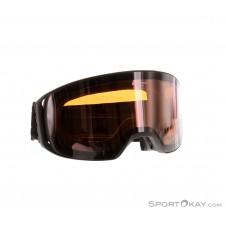 Alpina Arris QH Skibrille-Schwarz-One Size