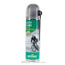 Motorex City Lube Kettenschmiermittel 300ml-Grau-300