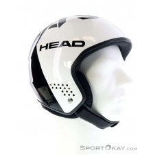 Head Rebels Stivot Race Carbon Skihelm-Schwarz-XS