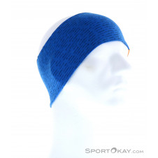 Ortovox 120 Tec Print Stirnband-Blau-One Size