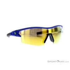 Scott Leap Sonnenbrille-Blau-One Size