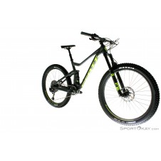 Scott Genius 740 2018 All Mountainbike-Schwarz-M