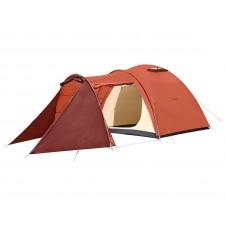 Vaude Campo Casa XT 5-Personen Zelt-Rot-One Size