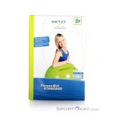 Artzt Vitality Standard 65cm Gymnastikball-Grün-One Size
