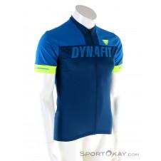 Dynafit Ride Full Zip Herren Bikeshirt-Blau-S