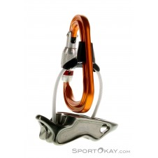 Petzl Unireverso Sicherungsgerät-Orange-One Size