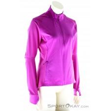 adidas Supernova Storm Jacket Damen Laufjacke-Lila-XS