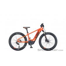 "KTM Macina Mini Me 241 24"" 2021 Kinder E-Bike Trailbike-Orange-One Size"
