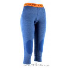 Ortovox 185 Rock'N'Wool Short Pants Damen Funktionshose-Blau-S