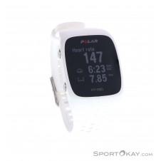 Polar M430 HR GPS-Sportuhr-Weiss-S