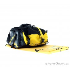 La Sportiva Laspo Rope Bag Seilsack-Gelb-One Size