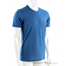 Ortovox 150 Cool Rules Herren T-Shirt-Blau-M