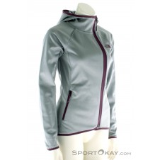 The North Face Arcata Hoody Damen Outdoorsweater-Grau-M