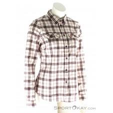 Fjällräven Fjällglim Shirt Damen Outdoorhemd-Weiss-XS